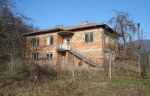 Two storey brick built house in the heart of Elena balkan near a river