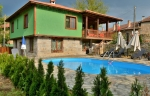 Newly built 5-bedroom house with a pool just 15km away from Veliko Tarnovo