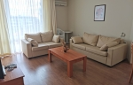 Two room fully furnished apartment for sale with partial sew view in Sveti Vlas