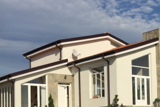 Newly-built one storey house located 45km away from Plovdiv